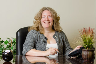 Jennifer Parnell, Office Manager